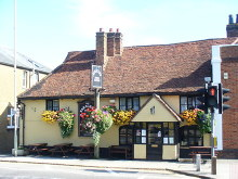 Kings Langley, The Saracen, Hertfordshire © Colin Smith